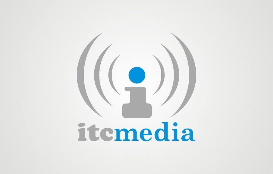 Bài tham dự cuộc thi #                                        117                                      cho                                         Logo Design for itc-media.com