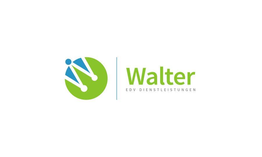 Konkurrenceindlæg #16 for Design eines Logos + Calling card for Walter EDV