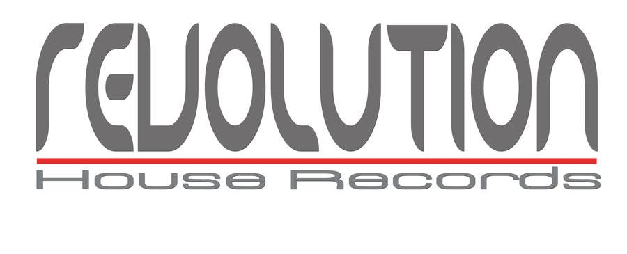 Contest Entry #                                        135                                      for                                         Design a Logo for Revolution House Records