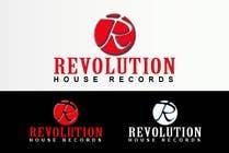 Graphic Design Inscrição do Concurso Nº103 para Design a Logo for Revolution House Records
