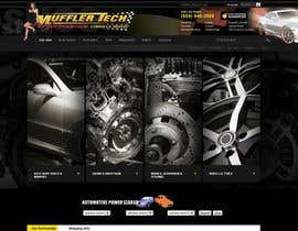#3 para Graphic Design for Muffler Tech de aldodager