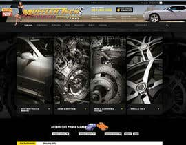 #6 para Graphic Design for Muffler Tech de aldodager
