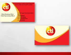 nº 5 pour Design a Business card par mariaanastasiou