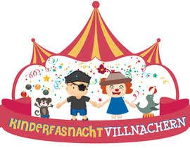 #30 para Design a Logo for Kinderfasnacht Villnachern por Melody7177