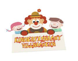 #31 for Design a Logo for Kinderfasnacht Villnachern af hiteshtalpada255