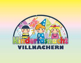 #28 para Design a Logo for Kinderfasnacht Villnachern por logo24060