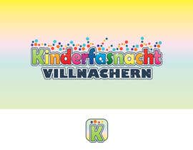 #34 para Design a Logo for Kinderfasnacht Villnachern por logo24060
