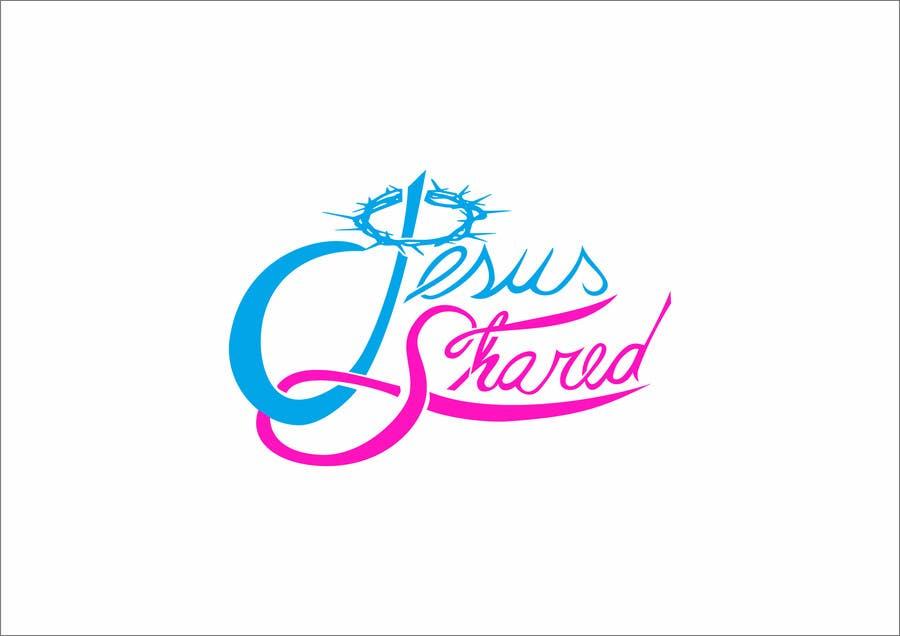 Konkurrenceindlæg #                                        24                                      for                                         Design a Logo for website jesushared.com