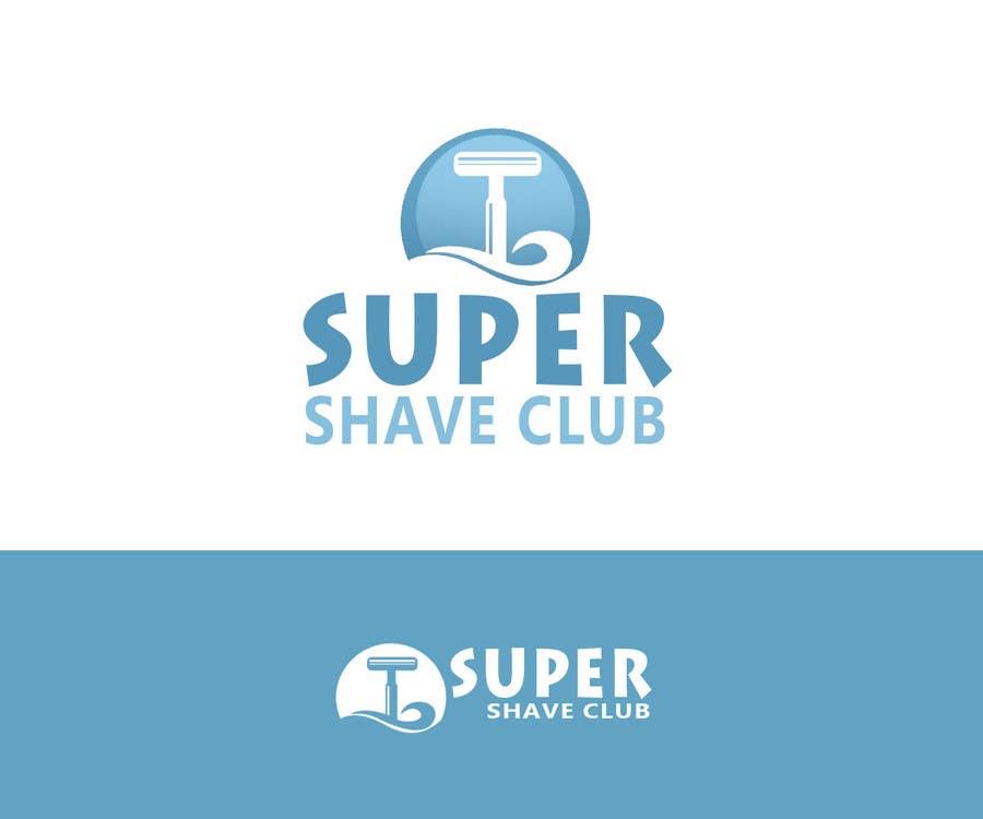 """Contest Entry #                                        7                                      for                                         Design a Logo for """"Super Shaver Club"""""""