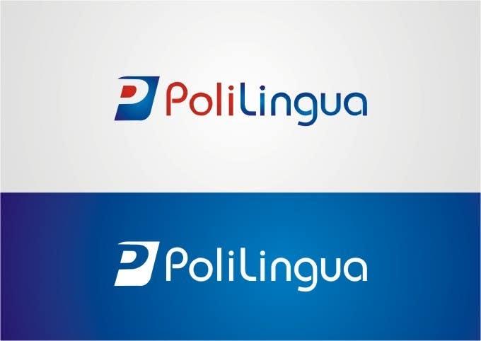 Konkurrenceindlæg #                                        99                                      for                                         Design a Logo for PoliLingua