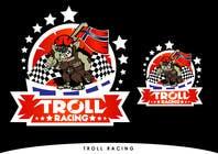 Bài tham dự #117 về Graphic Design cho cuộc thi Troll Racing needs logo!