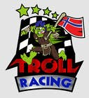 Bài tham dự #183 về Graphic Design cho cuộc thi Troll Racing needs logo!