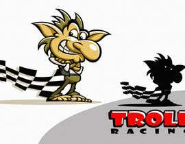 #94 for Troll Racing needs logo! by pixell