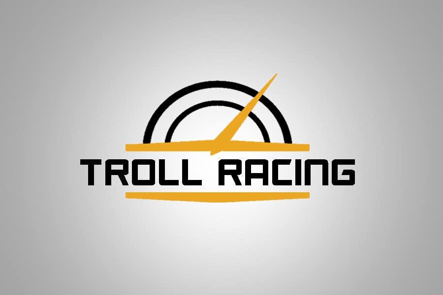 Bài tham dự cuộc thi #                                        34                                      cho                                         Troll Racing needs logo!
