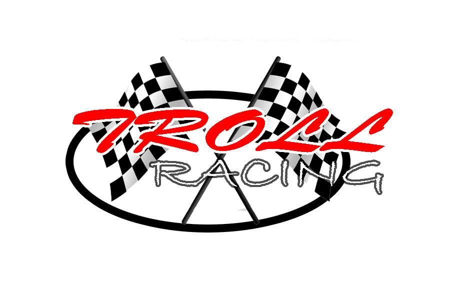Bài tham dự cuộc thi #                                        36                                      cho                                         Troll Racing needs logo!