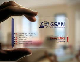 #67 para Design some Business Cards for GSAN por mamun313