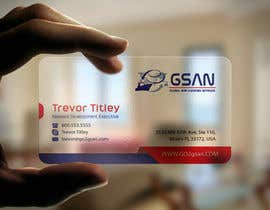 #72 para Design some Business Cards for GSAN por mamun313