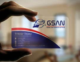 #73 para Design some Business Cards for GSAN por mamun313