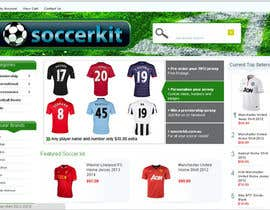 #12 for Design a Logo for www.soccerkit.com.au af mirceabaciu