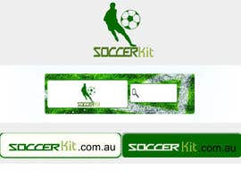 #13 for Design a Logo for www.soccerkit.com.au af MamaIrfan