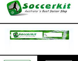 #4 for Design a Logo for www.soccerkit.com.au af harirustianto
