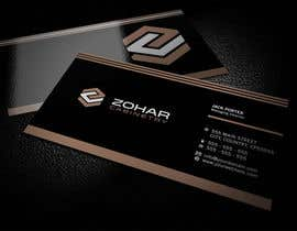 #393 untuk Design a Logo for Zohar Cabinetry oleh brokenheart5567