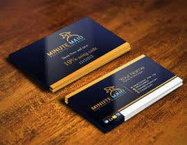 IllusionG tarafından Design some Business Cards for Maid Service için no 12