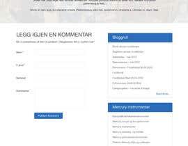 #1 cho Design en mockup av en nettside for KORPSPARTNER bởi aryamaity
