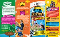 Graphic Design Contest Entry #30 for Design a Fun Daycamp brochure themed around 'SHOWTIME'