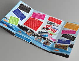 #28 for Design a Fun Daycamp brochure themed around 'SHOWTIME' by AalianShaz