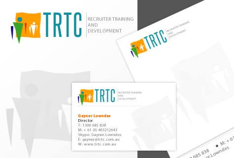 Natečajni vnos #                                        17                                      za                                         Logo Design for TRTC - Recruiter Training and Development
