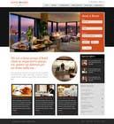 Graphic Design Konkurrenceindlæg #12 for Design a Website Mockup for Hotel
