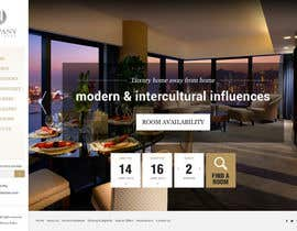 #15 cho Design a Website Mockup for Hotel bởi creativeglance07
