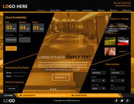 #16 cho Design a Website Mockup for Hotel bởi xsasdesign