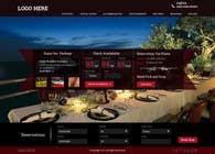 Graphic Design Konkurrenceindlæg #36 for Design a Website Mockup for Hotel