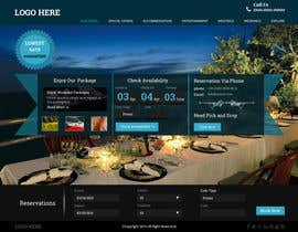 #42 cho Design a Website Mockup for Hotel bởi xsasdesign
