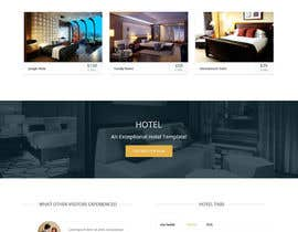 #29 cho Design a Website Mockup for Hotel bởi syrwebdevelopmen