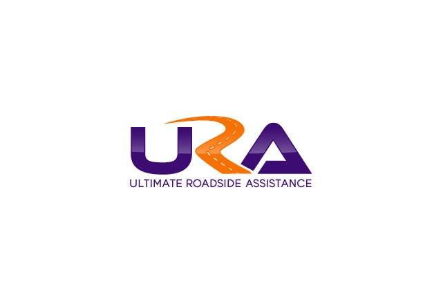Kilpailutyö #46 kilpailussa Design a Logo for URA