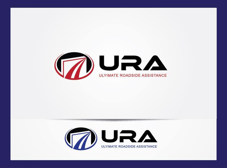 Contest Entry #                                        97                                      for                                         Design a Logo for URA