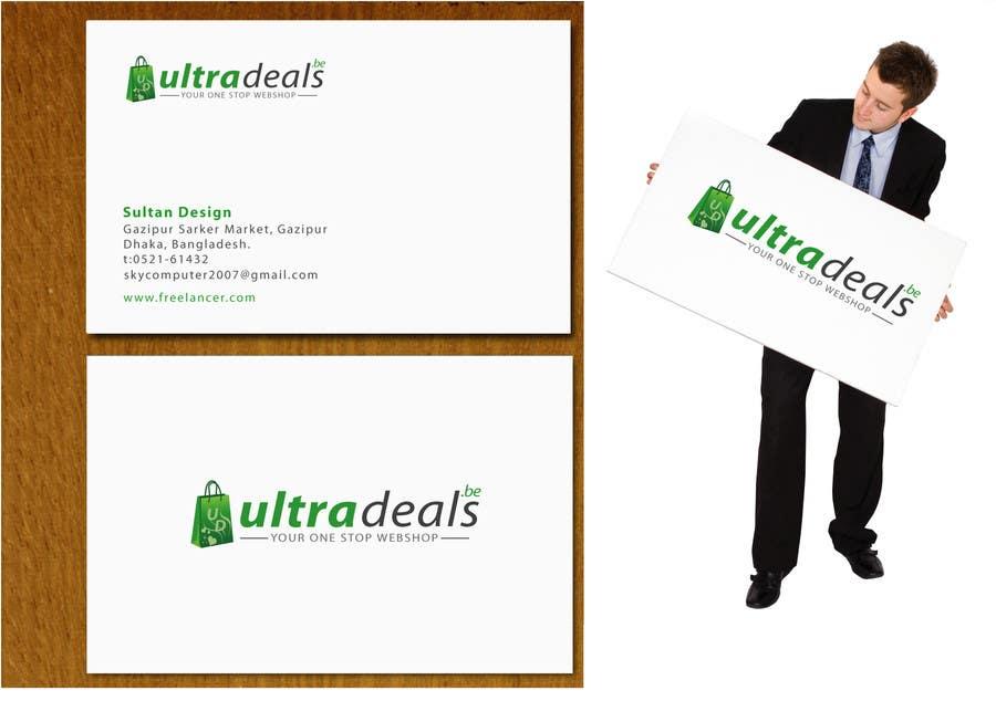 Contest Entry #187 for Logo design for ultradeals