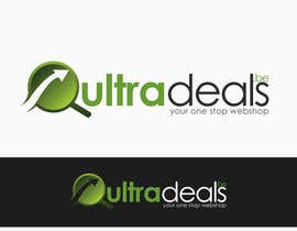 nº 141 pour Logo design for ultradeals par jhonlenong