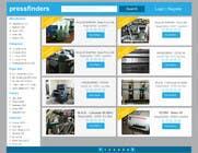 Graphic Design Inscrição do Concurso Nº3 para Design TWO iconic pages for a website!
