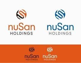 """Nro 66 kilpailuun Design a Logo for """"NuSan Holdings"""" käyttäjältä designerfiroz95"""