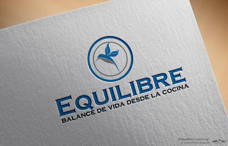 Konkurrenceindlæg #                                        36                                      for                                         Design a Logo for Equilibré