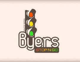 nº 4 pour Logo Design for Byers Stop N Go par valudia