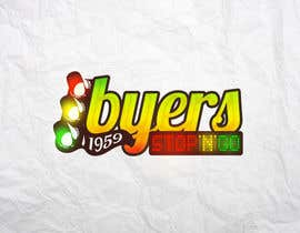 nº 62 pour Logo Design for Byers Stop N Go par valudia