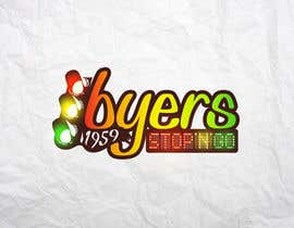 nº 74 pour Logo Design for Byers Stop N Go par valudia