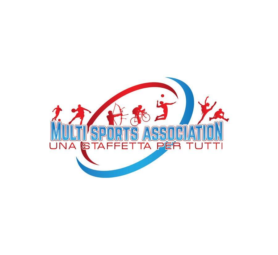 Konkurrenceindlæg #                                        7                                      for                                         Logo for multi sports association