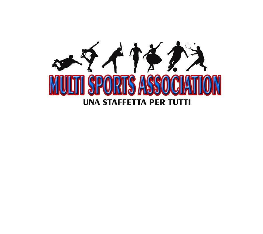 Konkurrenceindlæg #                                        18                                      for                                         Logo for multi sports association
