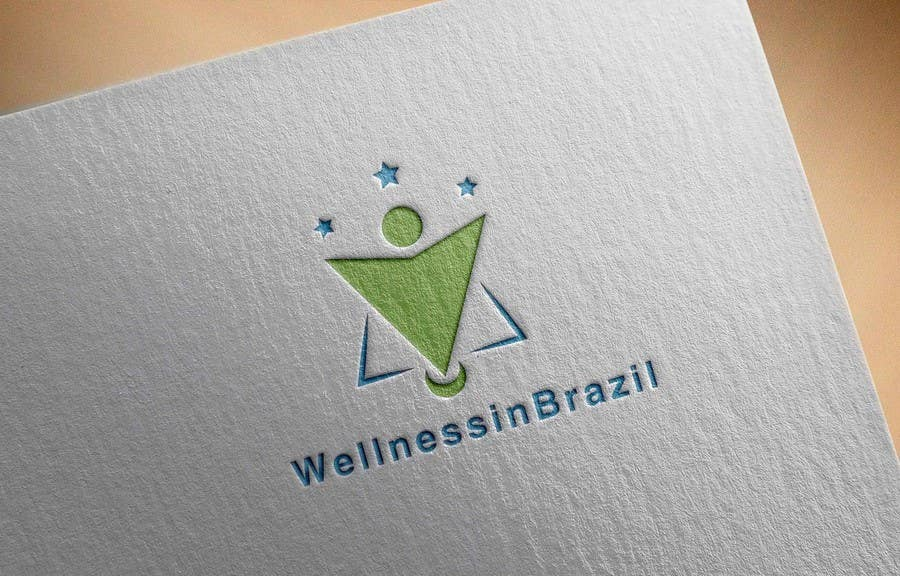 Contest Entry #                                        33                                      for                                         Projetar um Logo for WellnessinBrazil
